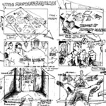Anthony Gregory Storyboards Cartoon Example
