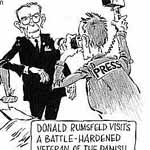 Bruce Bolinger Editorial/Newspaper Cartoon Example