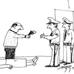 Edgar Argo Gag Cartoon Cartoon Example