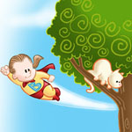 Kyle Miller Children's Illustration Cartoon Example