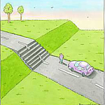 Marian Kamensky Conceptual Illustration Cartoon Example