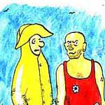 Matthew Dunn Gag Cartoon Cartoon Example