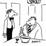 Mike Artell Gag Cartoon Cartoon Example