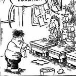Randy McIlwaine Gag Cartoon Cartoon Example