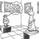 Richard Samuelson Gag Cartoon Cartoon Example