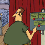 Scott Hilburn Gag Cartoon Cartoon Example