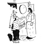 Stephen Taylor Gag Cartoon Cartoon Example