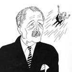 Ted Harrison Gag Cartoon Cartoon Example