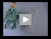 Terry Ibele Stop Motion Cartoon Example