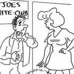 Terry Warner Gag Cartoon Cartoon Example