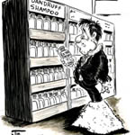 Tim Leatherbarrow Gag Cartoon Cartoon Example