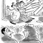 Bradford Veley Gag Cartoon Cartoon Example